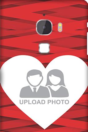 Letv Le Max Big Heart Valentine's Day Mobile Cover
