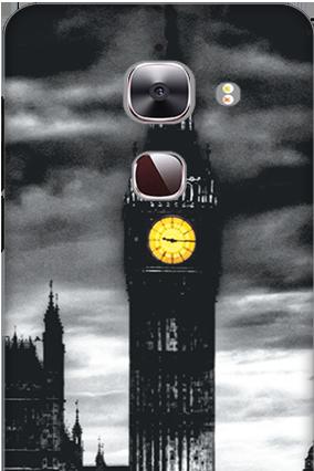 3D - Le Max 2 Clock Mobile Cover