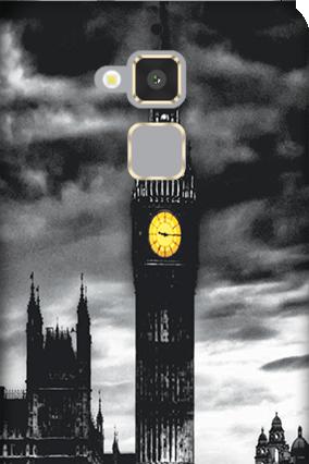 Asus Zenfone 3 Max Clock Mobile Cover