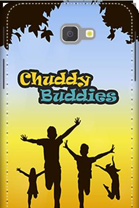 3D - Samsung Galaxy J7 Prime Chuddy Buddy Mobile Cover