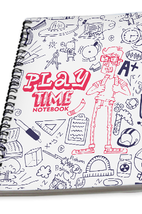 Effit Play Time Notebook