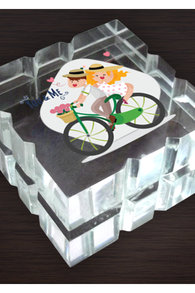 Cyclic Paperweight