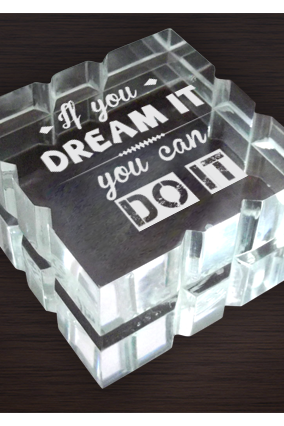 Dream It Paperweight
