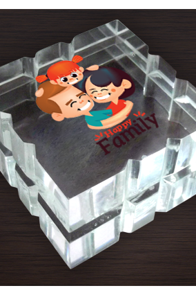 Friendy Paperweight