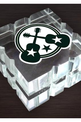 Guitar Paperweight