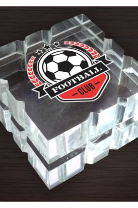 Football Paperweight