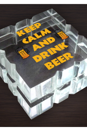 Drink Beer Paperweight