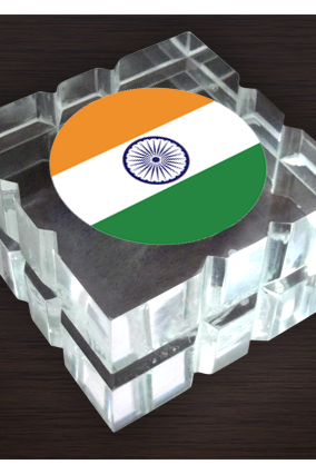 India Paperweight