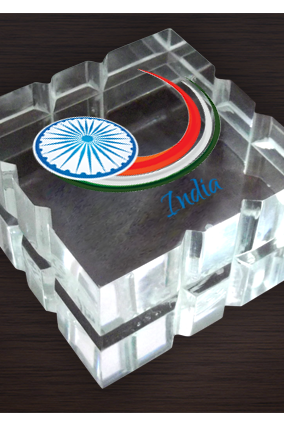 India Rocks Paperweight