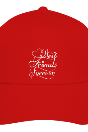 Forever Red Cap