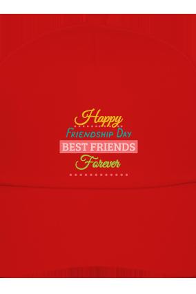 Amazing Red Cap