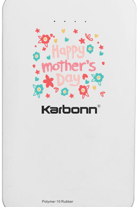 Mother Love 10000mAh Karbonn Power Bank