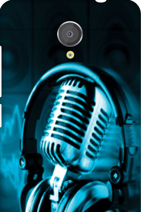Silicon - Micromax Unite 2 A106 Headphones Mobile Cover