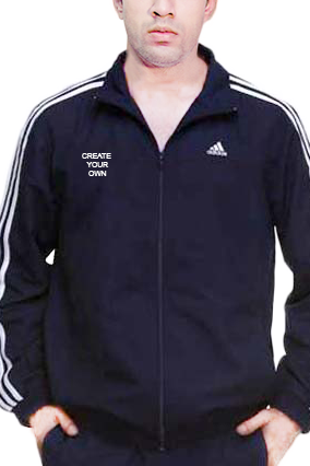 Adidas - Create Your Own Tracksuit
