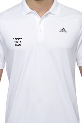 Promotional Adidas - Create Your Own White T-Shirt