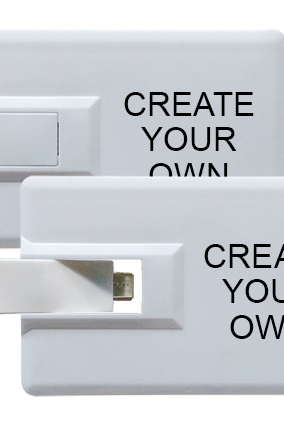 Create Your Own OTG Credit Card Pen Drive