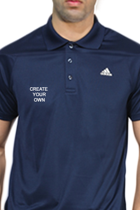 Customised Adidas - Create Your Own Conavy T-Shirt