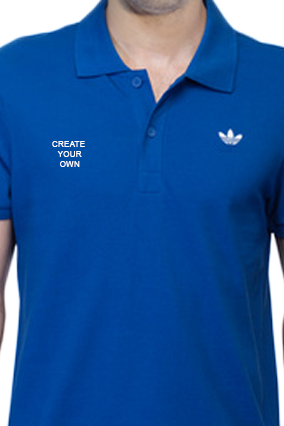 Promotional Adidas - Create Your Own Croyal T-Shirt
