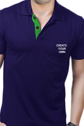 Adidas - Create Your Own Blue T-Shirt