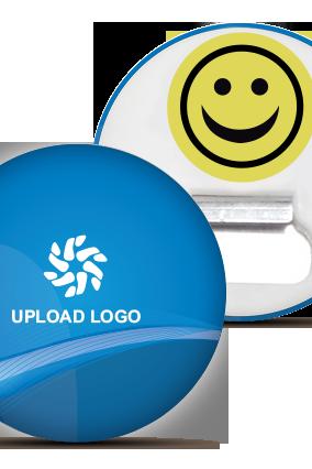 Cool Logo Magnet