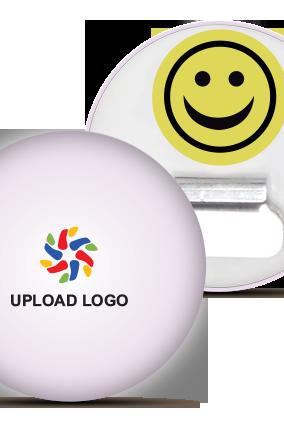 Soothing Logo Magnet