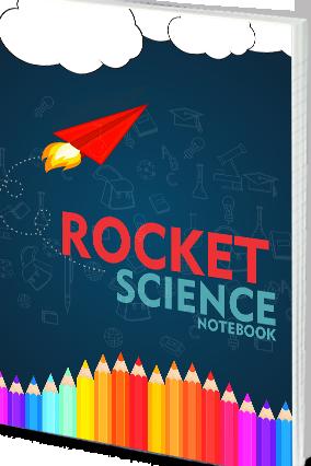 Effit  Rocket Science Notebook