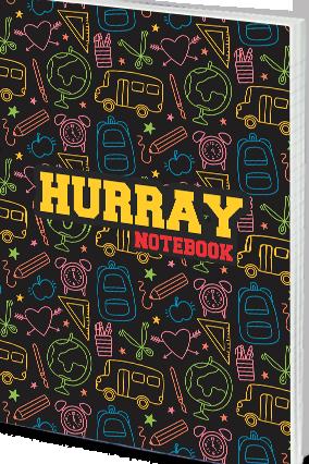 Effit Hurray Notebook