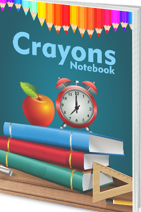 Effit Crayons Notebook