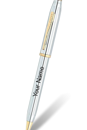 Cross 3302WG Century II Medalist Ball Point Pen