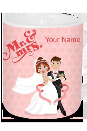 Romance Tea Mug