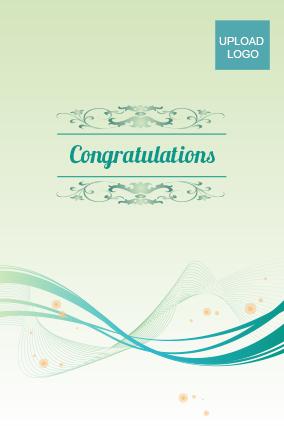 Pleasant Congratulations Card