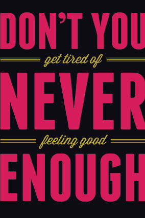 Don't You Never Poster