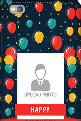 3D - Xiaomi Redmi 4A Balloons Birthday Mobile Cover