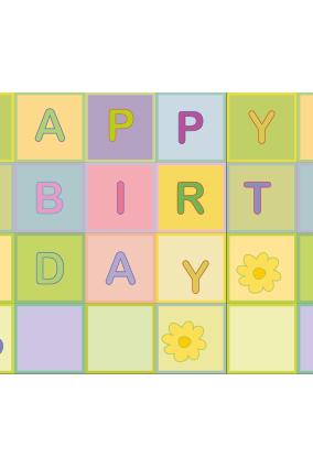 Birthday Gift Paper
