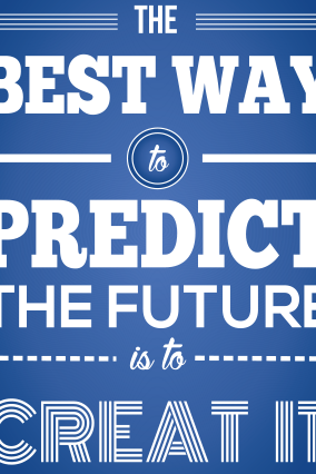 Predict The Future Poster