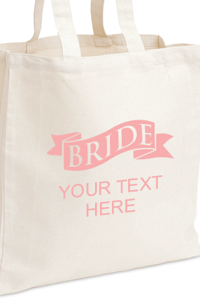 To Be Bride Tote Bag