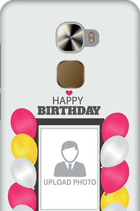 LeTV Le Pro 3 Birthday Greetings Mobile Cover