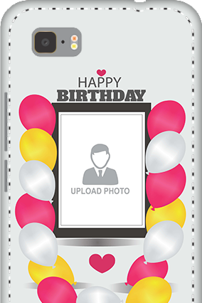 3D -  Asus ZenFone 3S Max  Birthday Greetings Mobile Cover