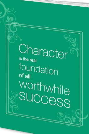 Custom Effit Success Notebook