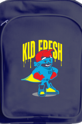 Kids Hero School Bag
