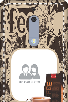 3D - Nokia 5 Coffee Beans Mobile Cover