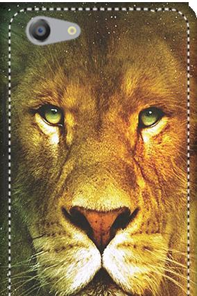 3D - Vivo Y53 Lion Face Mobile Cover