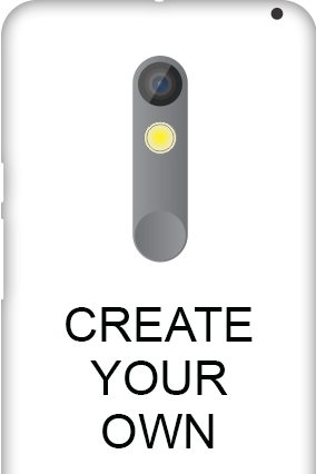 Create Your Own Motorola Moto X Play Mobile Cover