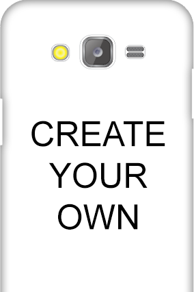 Transparent Silicon - Create Your Own Samsung Galaxy J5 Mobile Cover