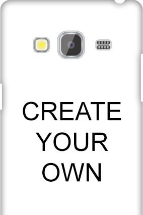 Silicon - Create Your Own Samsung Galaxy Z3 Mobile Cover