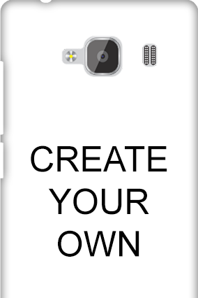 Customized Silicon - Create Your Own Redmi 2 Prime Mobile Cover