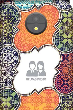 3D -  Motorola Moto C Designer Mobile Cover