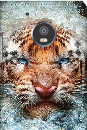 3D -  Moto G5 Beast Mobile Cover