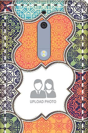 3D - Nokia 5 Designer Mobile Cover