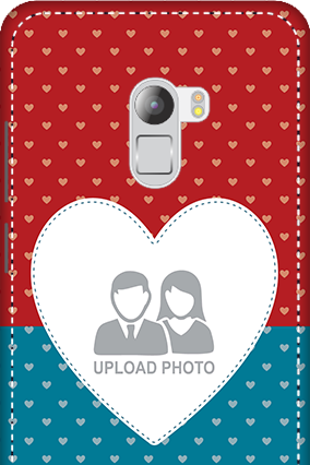 3D - Lenovo K4 Note Colorful Heart Valentine's Day Mobile Cover